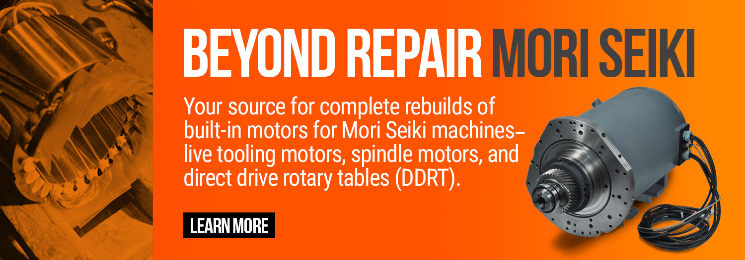 Endeavor Technologies - Beyond Repair - Mori Seiki